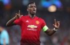 Xứng danh thủ quân, Pogba 'một tay' mang về chiến thắng cho Man Utd