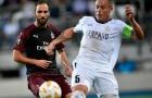 'Bạn thân Messi' tỏa sáng, AC Milan ra quân thắng lợi ở Europa League