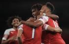 Không phải Aubameyang, đây mới là cái tên được fan Arsenal ngợi ca