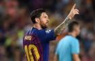 Chỉ một cầu thủ ở cùng đẳng cấp với Lionel Messi