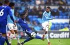 Hậu vệ Cardiff khóc hận khi để Mahrez làm xiếc với trái bóng