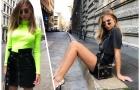 'Lạc lối' ở kinh đô thời trang, bồ Mario Gotze đẹp sang chảnh