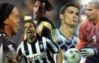 Top 10 'quái kiệt' nổi tiếng nhất bóng đá thế giới trên chấm đá phạt trực tiếp
