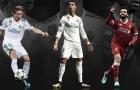 Lễ trao giải FIFA The Best 2018 & Tất tần tật những điều cần biết