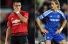 Alexis Sanchez đang đi vào vết xe đổ của Fernando Torres?
