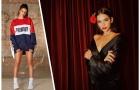 Dự sự kiện thời trang, bạn gái Neymar lộng lẫy như công chúa