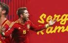 Hãy ngả mũ kính phục Sergio Ramos, dù bạn yêu hay ghét