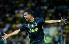 Cứu tinh Ronaldo vụt sáng, Juventus nhọc nhằn vượt ải Matusa
