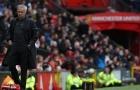 Với Mourinho, Old Trafford đã không còn là hiểm địa