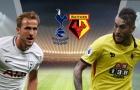 02h00 ngày 27/09, Tottenham Hotspur vs Watford:  Gà trống phục hồi danh dự