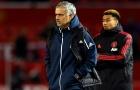 Mourinho tìm thấy điểm tích cực khi M.U bị loại sớm ở Carabao Cup