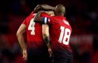 Thoát thua 90 phút, Man Utd vẫn gục ngã cay đắng trên chấm 11m trước Derby