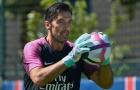 Buffon: 'Bóng đá Italia chỉ có một tài năng thực sự'
