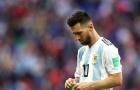 Maradona: 'Messi đừng quay trở lại ĐT Argentina thêm một lần nào nữa'