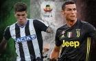 23h00 ngày 06/10, Udinese vs Juventus: Lời khẳng định của CR7