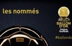 Chính thức: Danh sách rút gọn Quả bóng vàng 2018 - Modric, Messi tiếp tục ám Ronaldo