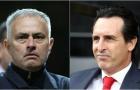 Nhờ Mourinho, Emery mới thành công tại Arsenal