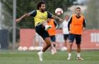 Vừa trở lại, Marcelo 'quẩy tung' sân tập của Real Madrid