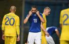 Cặp đôi siêu tiền vệ xuất trận, chiến thắng vẫn ngoảnh mặt với Italia
