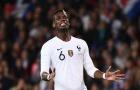 Paul Pogba buông lời bóng gió về chiếc băng đội trưởng tại Man Utd