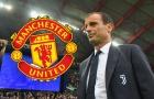 Lộ điều khoản hợp đồng khủng M.U gửi đến Allegri để thay Mourinho