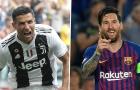 Vượt Messi, Ronaldo lập kỷ lục 'Quả bóng vàng'