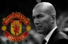 'Với Zidane, Man Utd sẽ tấn công hay như Real Madrid'