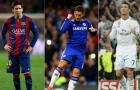 Đây, điều Hazard làm được còn Ronaldo và Messi thì không