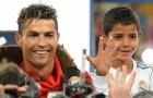 Không kém cha, Ronaldo Jr liên tiếp 'huỷ diệt' đối thủ với 2 bàn thắng