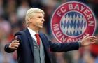 Wenger chính thức lên tiếng về ghế nóng tại Bayern Munich