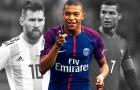 Đâu là điểm Mbappe đang vượt trội Messi, Ronaldo?