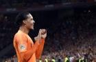 Giữa hàng loạt tin dữ, Van Dijk báo chút tin vui cho Liverpool