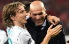 Modric chỉ ra 3 cái tên mình muốn làm đồng đội: Không Ronaldo lẫn Messi