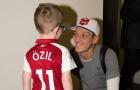 Nhân ngày sinh nhật, Ozil khiến fan rơi nước mắt vì điều này