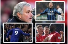 Mourinho và 8 lần đụng độ Chelsea trong quá khứ: Vui buồn đan xen