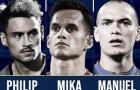 Thái Lan sử dụng 5 cầu thủ gốc châu Âu tại AFF Cup 2018