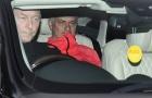 Tương lai đã quyết, Mourinho trở lại M.U với nụ cười bí ẩn