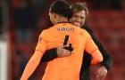 Van Dijk đã thi đấu cho Liverpool với 2 chiếc xương bị nứt