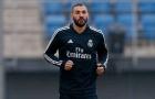 Xin khoác áo Algeria không thành, Benzema buồn thiu trở về Madrid