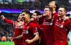 Liverpool mất 4 trụ cột nhưng vẫn kịp đón nhận một tin vui