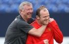 Rooney chỉ ra 5 'ông trùm' phòng thay đồ Man United thời Sir Alex