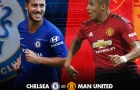 Trận Chelsea - MU: 'Ngày về' của Mourinho