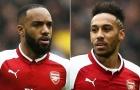 Tin Arsenal: Lacazette nói gì về mối quan hệ cạnh tranh với Aubameyang?