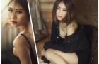 Vẻ đẹp trong sáng của nữ ca sĩ diễn 'cảnh nóng' cùng cầu thủ U19 Việt Nam