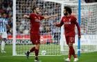TRỰC TIẾP Huddersfield 0-1 Liverpool: Cột dọc cứu nguy cho The Kop (H1)