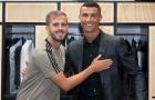 Thành công của Ronaldo ở Serie A nhờ đơn giản hóa lối chơi?