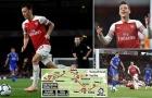 5 điểm nhấn Arsenal 3-1 Leicester: Nhạc trưởng hồi sinh; 'Emery-ball' đạt cấp thượng thừa