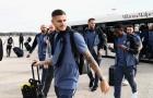 Dàn sao Inter mang thời trang lạ 'đánh phá' Barcelona