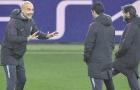 Pep Guardiola: 'Man City chưa sẵn sàng vô địch Champions League'