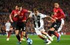 Đây, cái tên chơi hay nhất Man United trong thất bại trước Juve
